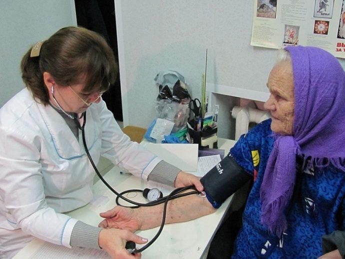 Рада одобрила закон окачестве медобслуживания всельской территории