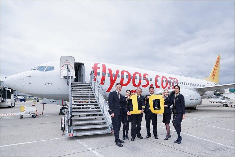 Pegasus Airlines может сделать  украинскую «дочку»