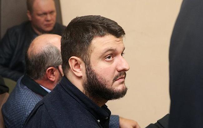 Суд начал рассмотрение апелляции намеру пресечения сыну Авакова— Дело рюкзаков