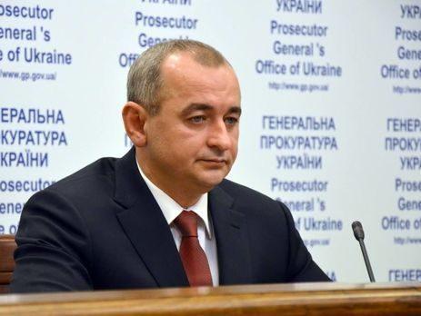 Военная генпрокуратура возвратила вбюджет государства Украины неменее 300 млн грн