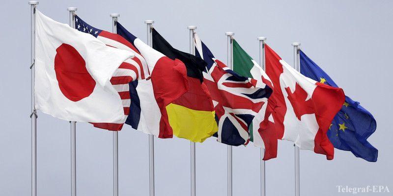 Послы стран G7 призвали Украину обновить состав ЦИК