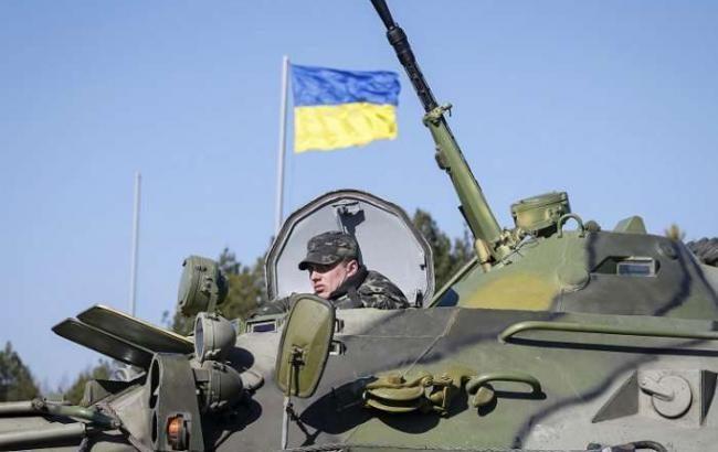 Боевики наДонбассе стреляют из нелегального оружия, умер боец ВСУ