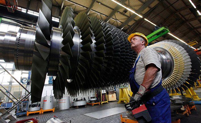 Siemens уменьшает почти семь тыс. рабочих— Энергетический поворот