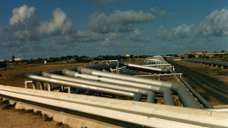 ВСША в итоге трагедии натрубопроводе вылилось 795 тыс. литров нефти