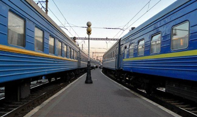 «Укрзализныця» отменит поезд Киев— Луцк