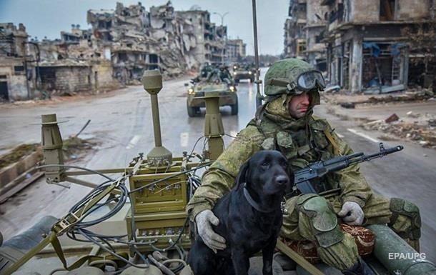 Российская Федерация проверила электромагнитное оружие вСирии