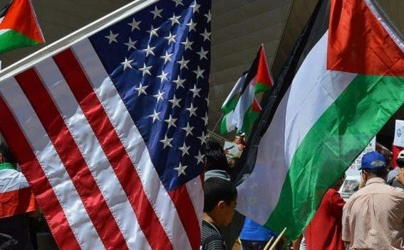Палестина заморозила официальные контакты сСША