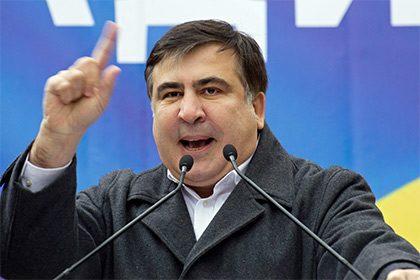 СМИ узнали опланах властей Украины депортировать Саакашвили доконца года