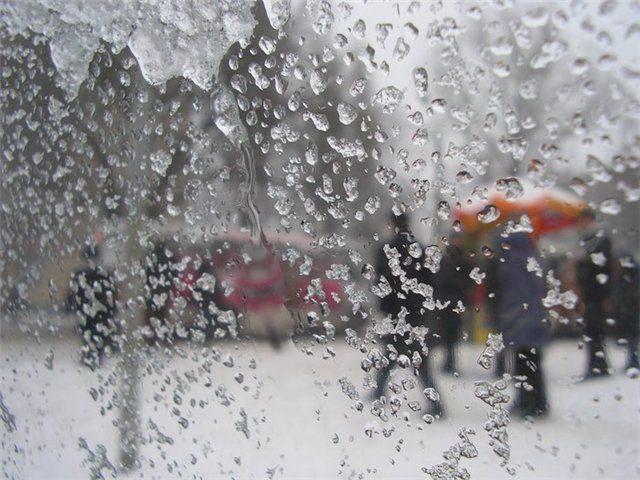 Ввоскресенье взападных областях предполагается дождь соснегом