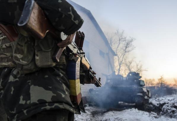 «Захват» солдата ВСУ вплен «ЛНР»: вштабе АТО отреагировали