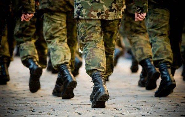 За что сажают военных 169