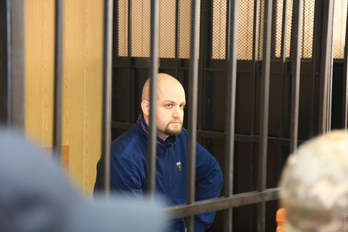 ВОдессе продлен срок ареста одному изфигурантов «дела 2мая»