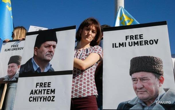 Турция обменяла двух заместителей председателя Меджлиса крымскотатарского народа Ахтема Чийгоза и Ильми Умерова на двух граждан России