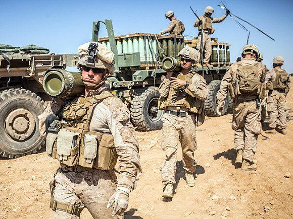 РФ обвинила США впопытке утаить последствия операции вРакке