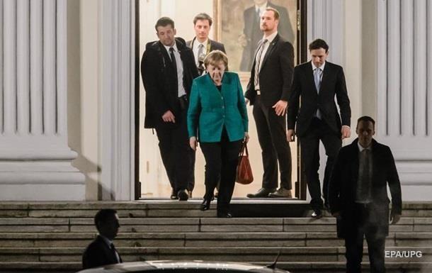 Меркель иШульц провели переговоры обольшой коалиции: результат неизвестен