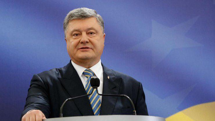 Порошенко: Служба внешней разведки Украины должна соответствовать стандартам НАТО