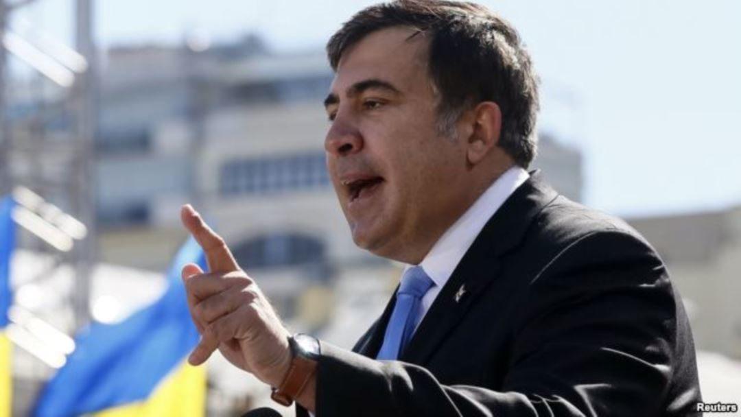 Выдворенного Надирадзе задержали награнице сМолдовой, рвался в Украинское государство — МВД