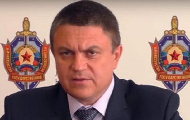 Новоиспеченный лидер «ЛНР» объявил отесном сотрудничестве с ассистентом В. Путина