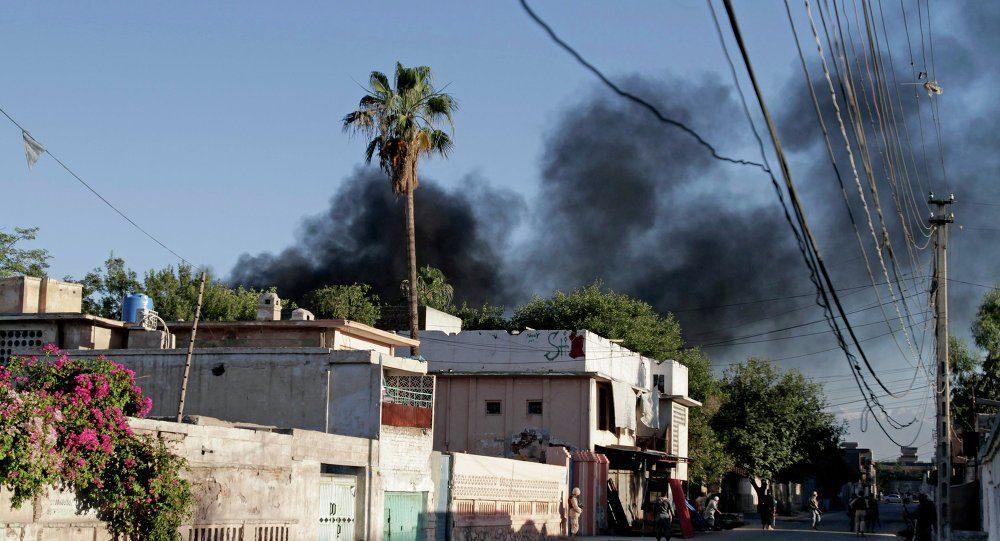 Как минимум 6-ти человек погибли при взрыве навостоке Афганистана