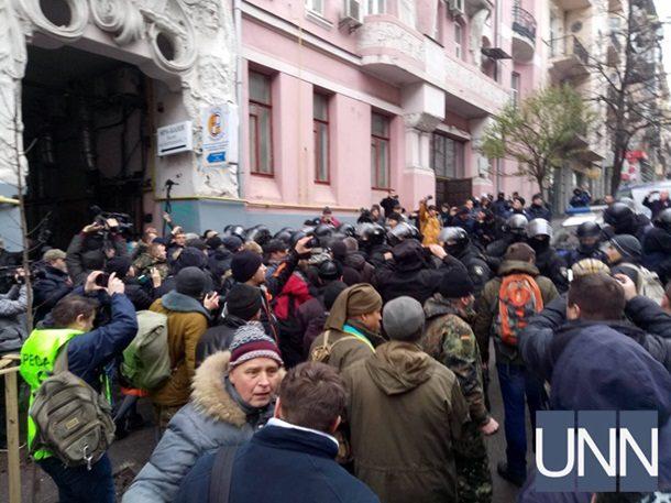 Возникла реакцияЕС иСША— Задержание Саакашвили