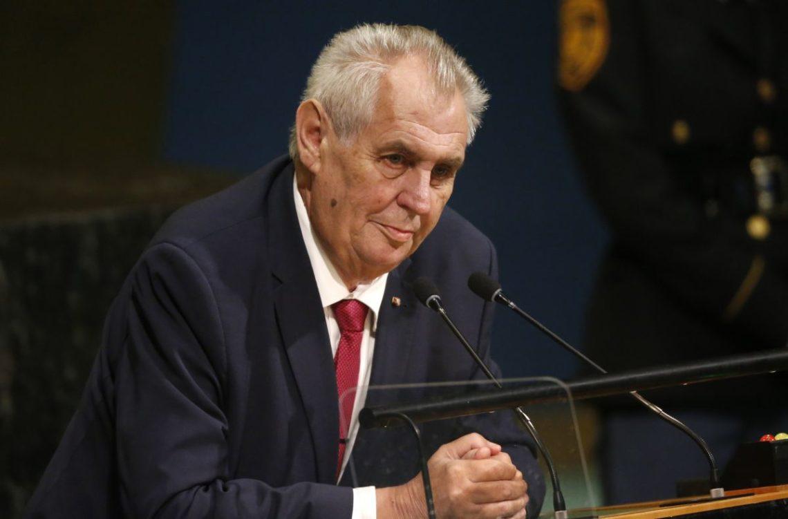 Президент Чехии назначил напост премьера Андрея Бабиша