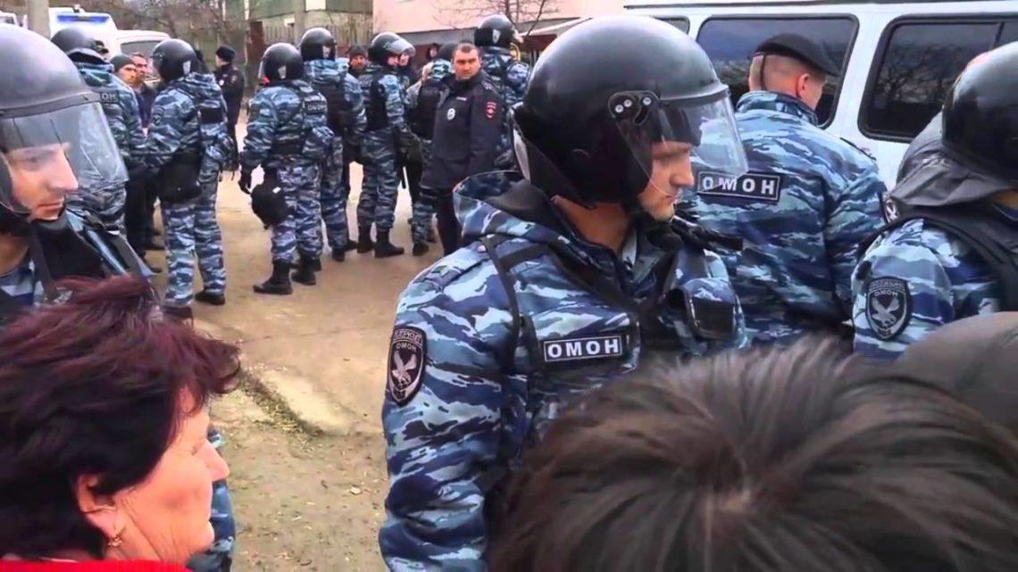 Русские спецслужбы устроили новые обыски укрымскотатарских активистов