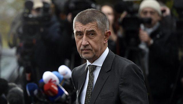 Президент Чехії призначив Андрея Бабіша прем'єр-міністром