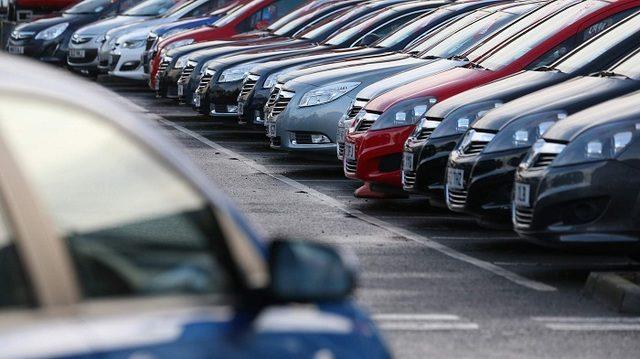 ВГФС подсчитали, сколько вгосударстве Украина находится незаконных авто на«евробляхах»