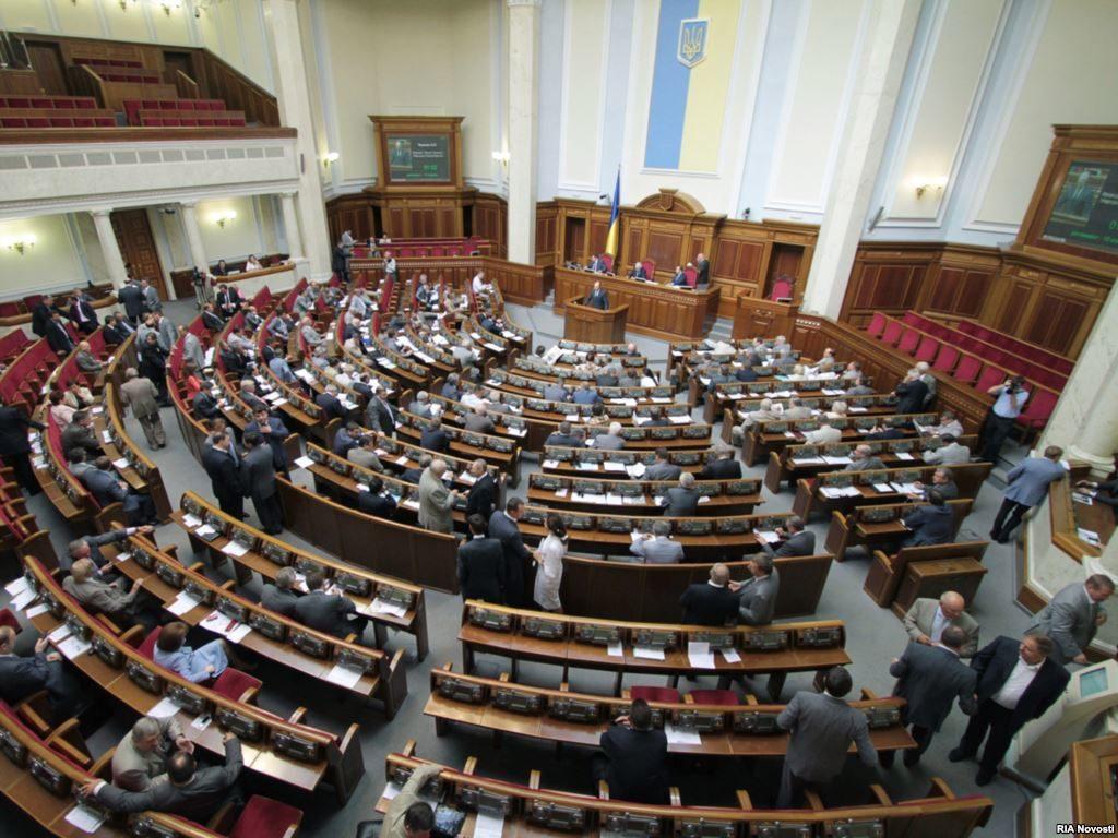 Рада приняла законодательный проект  о финансовом снабжении  крымских телерадиокомпаний