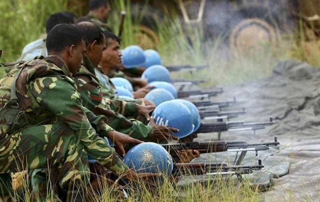 При нападении намиссию ООН вДРК погибли 14 миротворцев