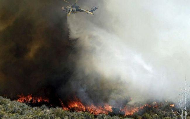 ВКалифорнии возобновилась эвакуация граждан из-за пожаров