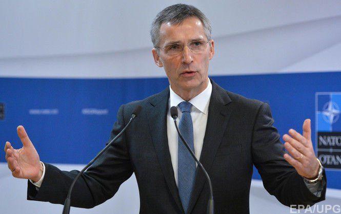Столтенбергу продлили мандат генерального секретаря  НАТО