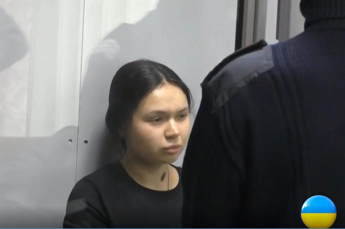 Подозреваемая всмертельной трагедии вХарькове признала свою вину