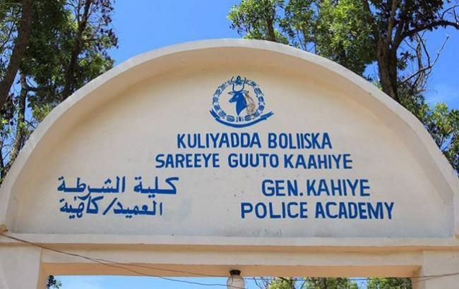 Террорист подорвал себя натерритории полицейской академии вСомали