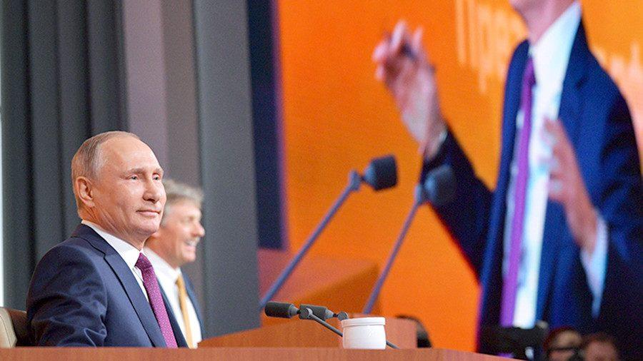 Мыобеспечим безопасность без гонки вооружений— Путин
