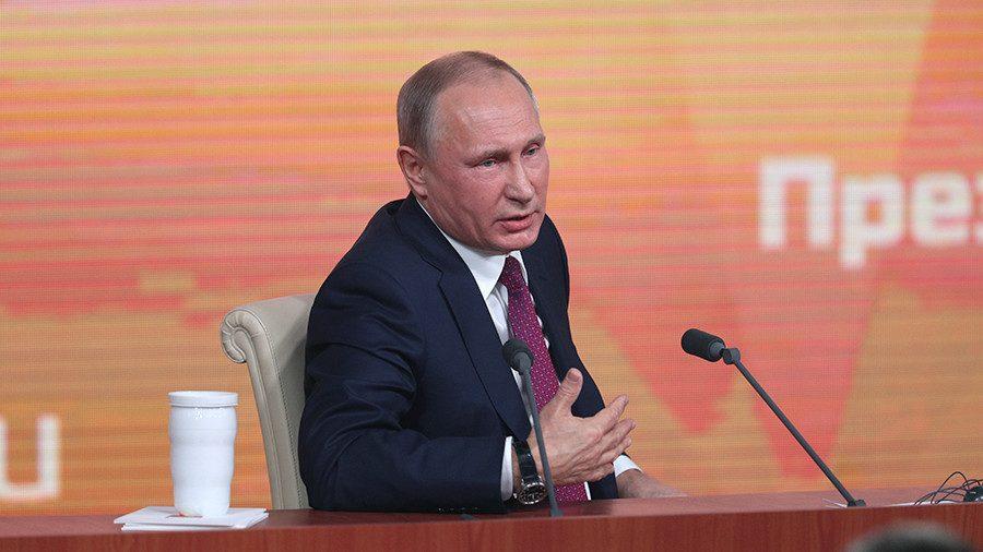 Путин признал США полноценным участником переговоров поДонбассу