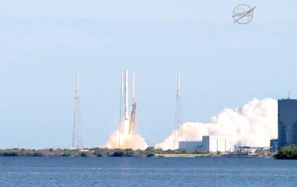 SpaceX осуществила спуск нижней ступени ракеты Falcon 9