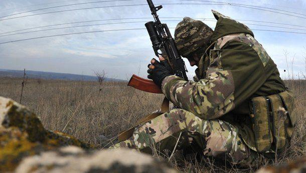 АТО: Взоне беспокойно, боевики активно применяют минометы