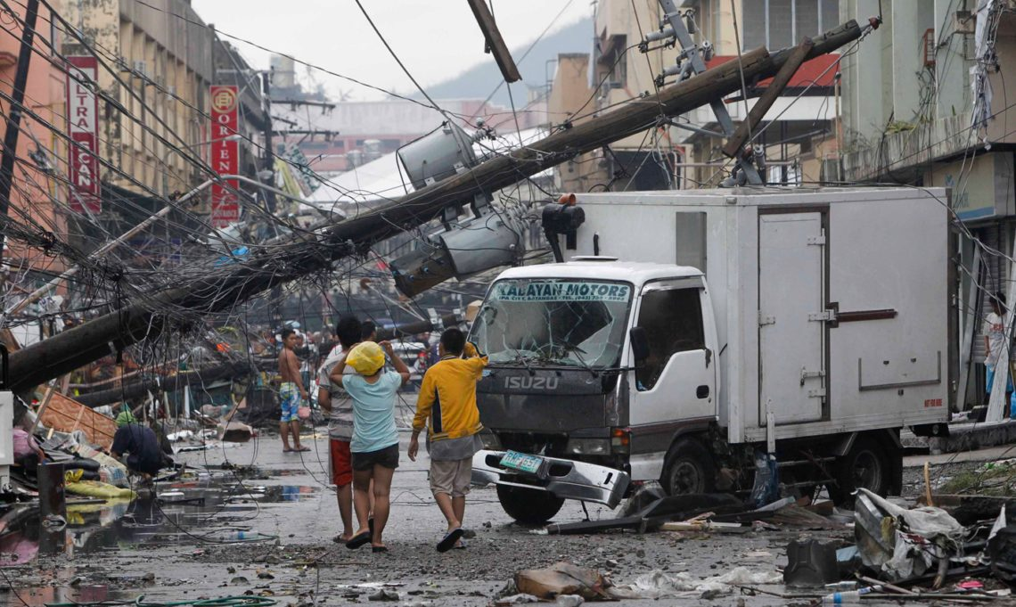 Из-за схода оползней наФилиппинах погибли поменьшей мере 26 человек