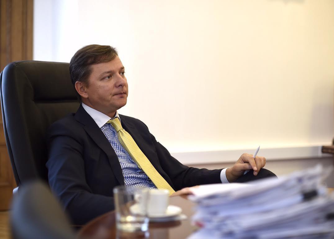 Працівники Антикорупційного бюро перевіряють законність придбання лідером радикалів Олегом Ляшком майна на 15 млн грн.