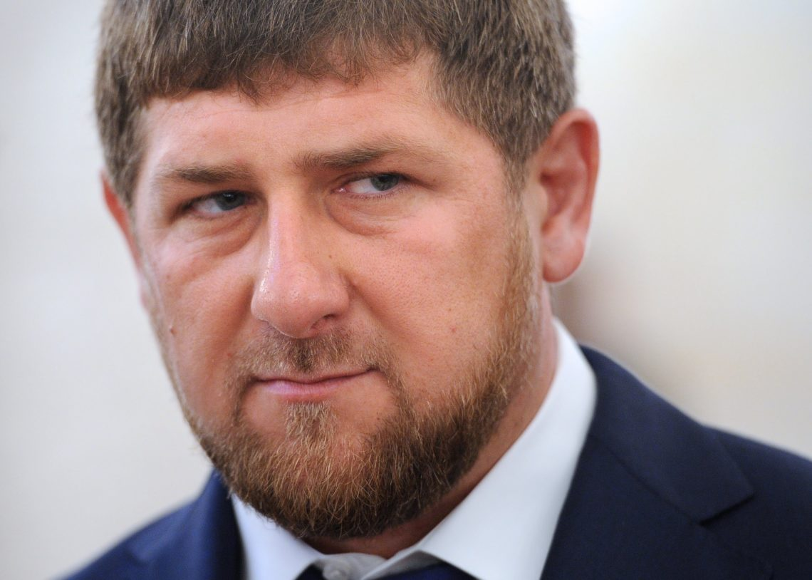 Кадыров оказался в«списке Магнитского» минфина США