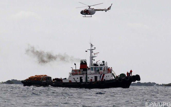 Около побережья Филиппин перевернулся паром с251 человеком наборту