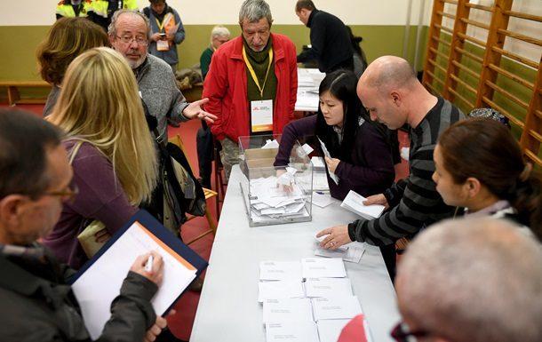Досрочные выборы вкаталонский парламент состоятся сегодня