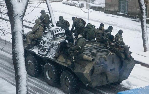 Штаб: Боевики вДонбассе после полудня нарушили новогоднее перемирие