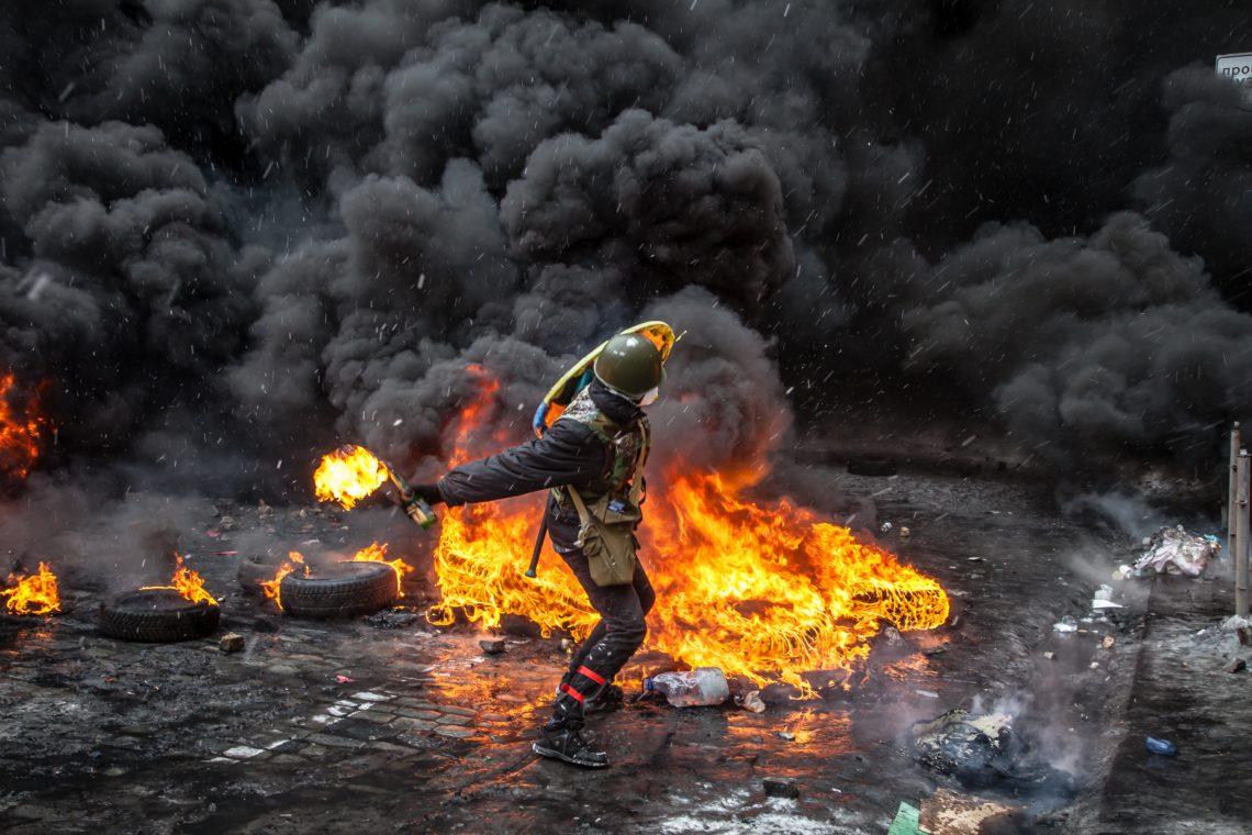 Российское ГРУ организовало в социальных сетях кампанию подискредитации Майдана вминувшем году