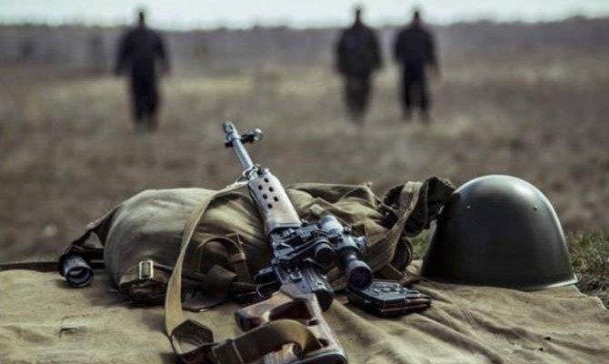 ВВСУ поведали, сколько бойцов потеряли в этом 2017 году