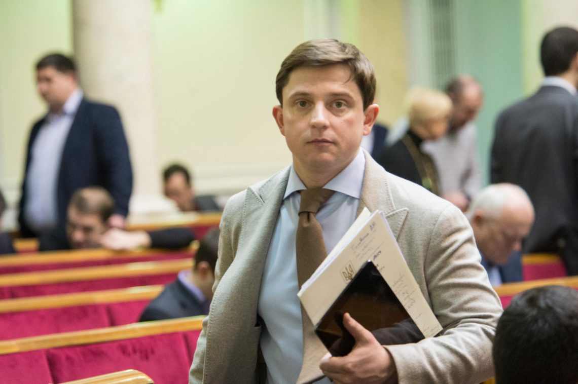 САП закрыла дело против лишенного неприкосновенности народного депутата Довгого