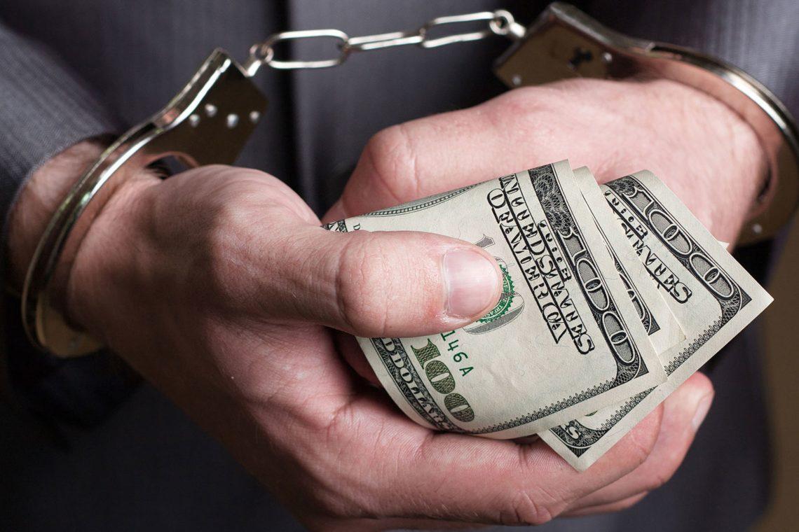 Взятка в $500 тыс.: суд вынес решение позадержанному боссу НААН