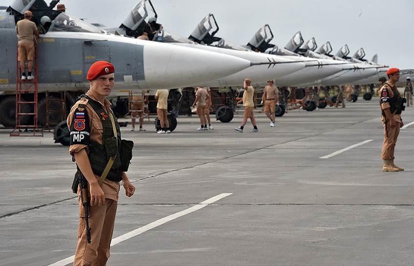 Російську авіабазу вСирії обстріляли: знищено 7 літаків