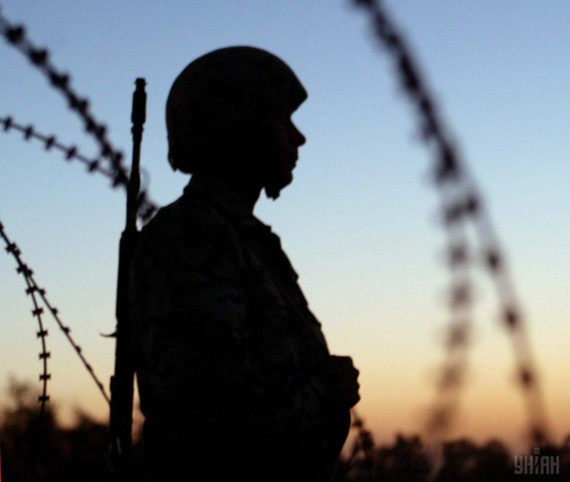 Штаб АТО: смерть украинского шпиона - небоевая утрата